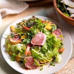 Tuna Mango Salad