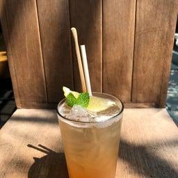 Homemade Ginger Ale (Soda)