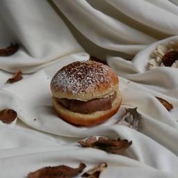 Hawaiian Donut (Chocolate)