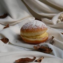 Hawaiian Donut (Custard)