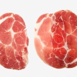 เนื้อหมูสันคอ (มันน้อย)