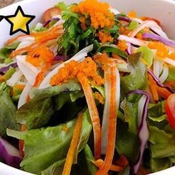 Wakame Kani Salad