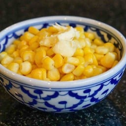 Corn Butter - ข้าวโพดต้มคลุกเนย