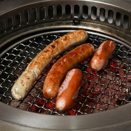 Sasauge Mix - ใส้กรอกหมูรวม