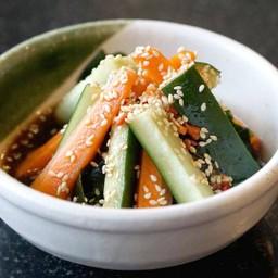 Wakame Sonomono Salad