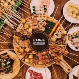 IZA-MALA BY ORIGAMI หมาล่า อาหารไทย