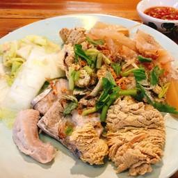 ร้านข้าวต้มปลาเกาะสีชัง โด่งดังดี สาขา1 (เยื้องกำแพงโรงเรียนเซนต์ปอล)