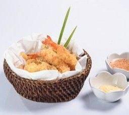 ตะกร้าซีฟู้ด Seafood Basket