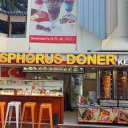 Bosphorus doner kebap