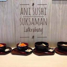 ANI Sushi สุขสมาน-สุวรรณภูมิ
