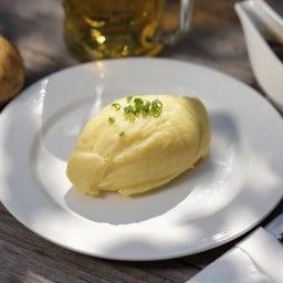 Mash Potato & Gravy sauce