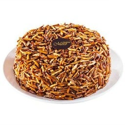 เค้กเจนัว กาแฟ 7.5ิ นิ้ว ( 2 ปอนด์)