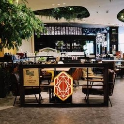 Red Diamond Cafe สยามพารากอน