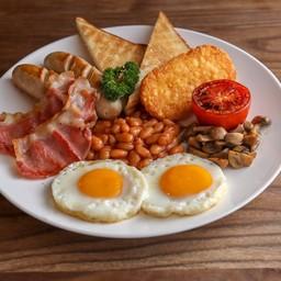 อาหารเช้า อิงลิชเบรคฟาสต์