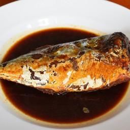 ปลาทูต้มเค็ม 1 ตัว