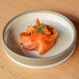 Smoked Salmon Portion Delivery