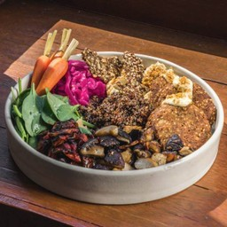 Grain Bowl Delivery (Vegan)
