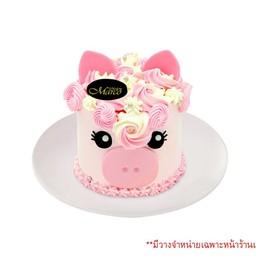 พิกกี้ เค้ก 3นิ้ว (ครึ่งปอนด์)