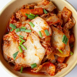 Homemade Kimchi Delivery (Vegan) กิมจิ