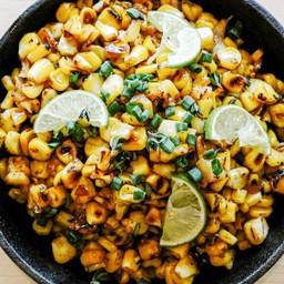 Grilled Corn Delivery (Vegan) ข้าวโพดย่าง