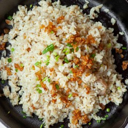 Fragrant Brown Rice Delivery (Vegan) ข้าวหอมกล้อง