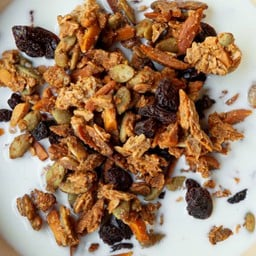 Homemade Granola Delivery (Vegan) กาโนล่า