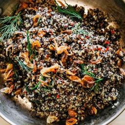 Quinoa With Spiced Herbs Delivery (Vegan) ยำคีนัว