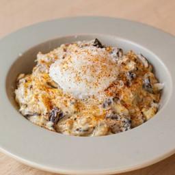 Truffle Mushroom  Pasta Delivery