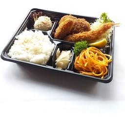 Mixed Fly Dish Bento