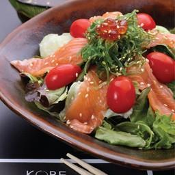 สลัดแซลมอน (Salmon Salad)