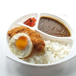 Tonkatsu Curry Bento