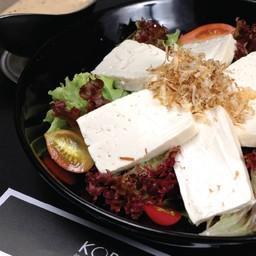สลัดเต้าหู้เย็น (Tofu Salad)