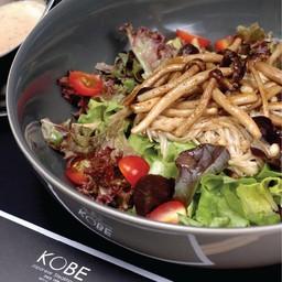 สลัดเห็ดย่าง (Kinoko Salad)