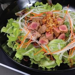 สลัดเนื้อสัน (Beef Salad)