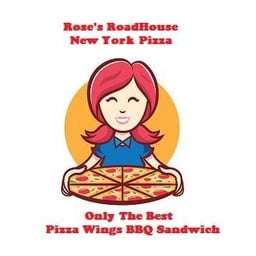 Rose's RoadHouse & New york style pizza in Chiang Mai