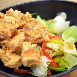 ไก่ทอดสไตล์ญี่ปุ่น