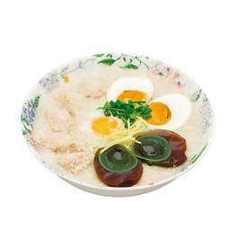 โจ๊กหมู + 3ไข่