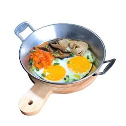 ไข่กระทะสูตรไม่ยอมอ้วน