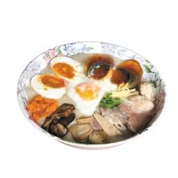 โจ๊กหมู + ทุกอย่าง + 3ไข่