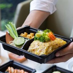 ผัดไทย (มังสวิรัติ)