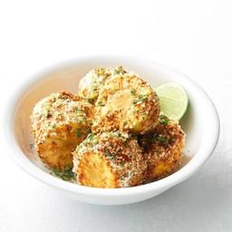 Grilled Corn (V)