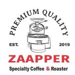 Zaapper Coffee Roaster Zaapper coffee