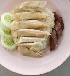 ข้าวมันไก่ไทยแลนด์ ลำพูน