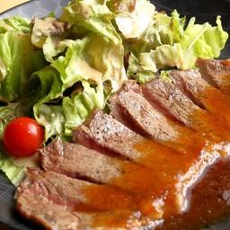 สเต็กเนื้อ