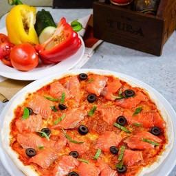 Pizza Salmon