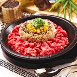 Jumbo Beef Pepper Rice