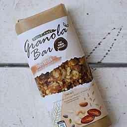 Granola bar (vegan)