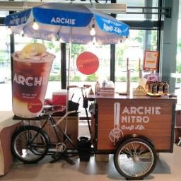 Archie Nitro Gourmet Market Design Village, Phutamonthon