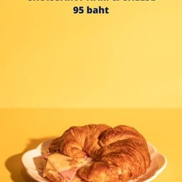 Croissaint Ham & Cheese