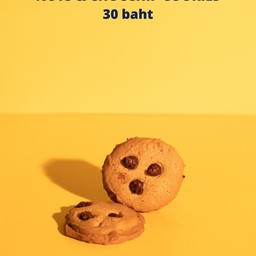 Nuts & Chocchip Cookies